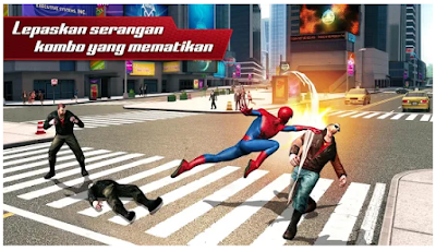 Download The Amazing Spider-Man 2 v1.2.5i Mod Apk (Unlimited Gold+Money)