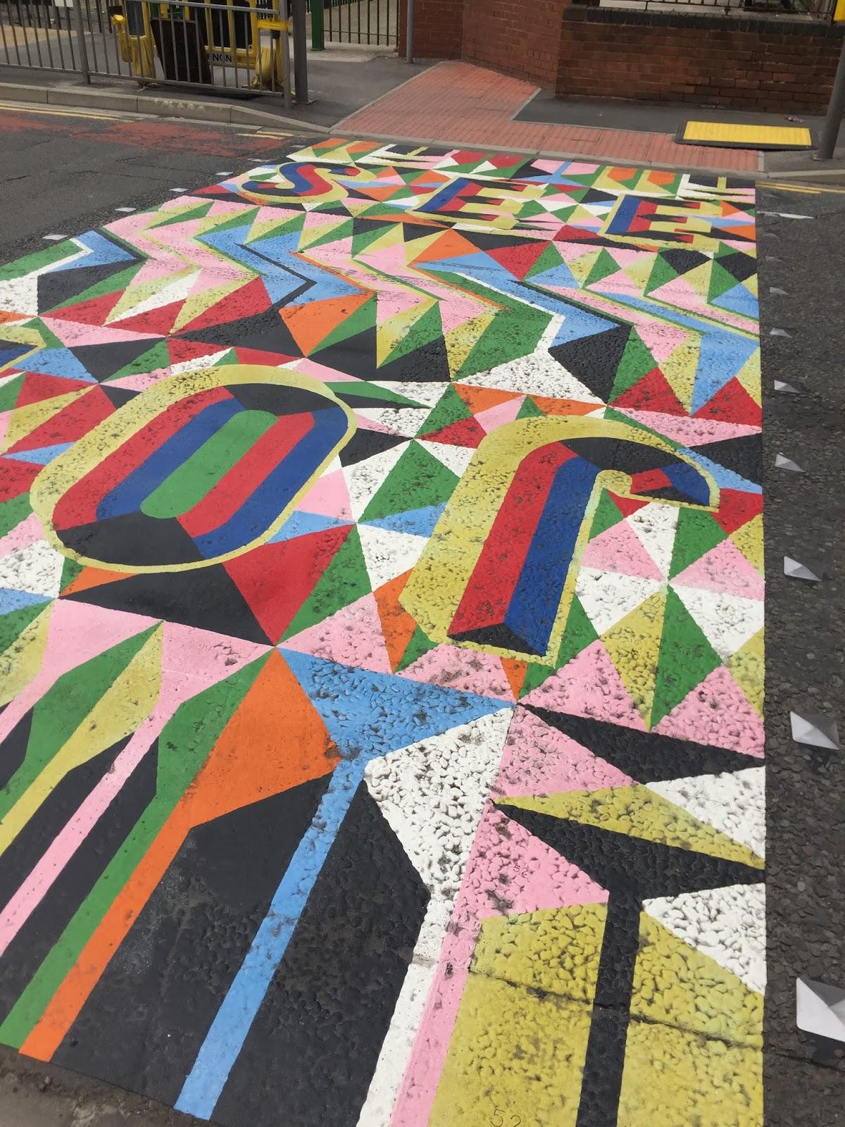 Street art Leeds