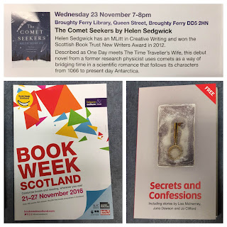 Book Week Scotland 2016 at Broughty Ferry Library