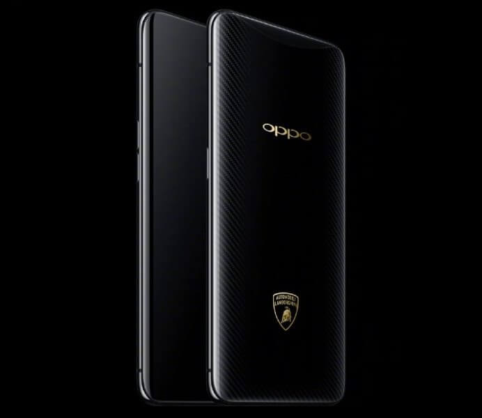 OPPO, Lamborghini Bring Find X Special Edition with SuperVOOC Fast Charging Technology