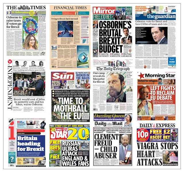 front pages 15-06-16