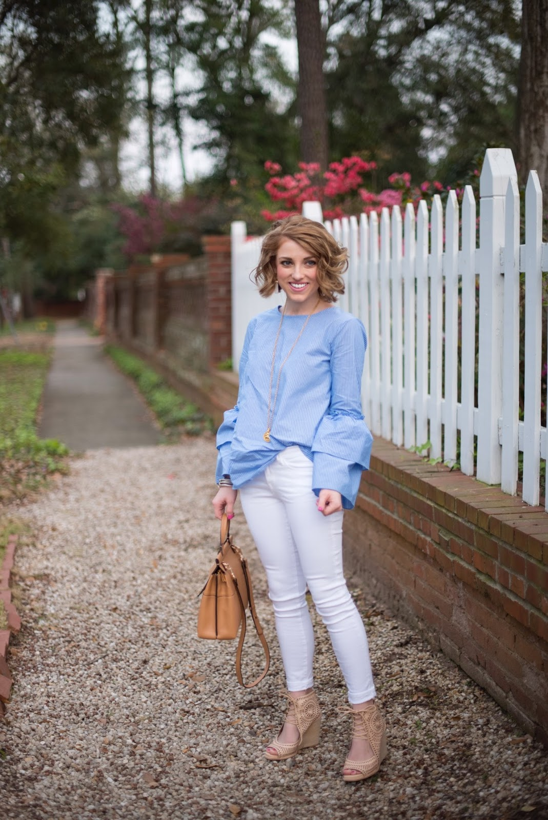 Spring Outfit - Something Delightful Blog
