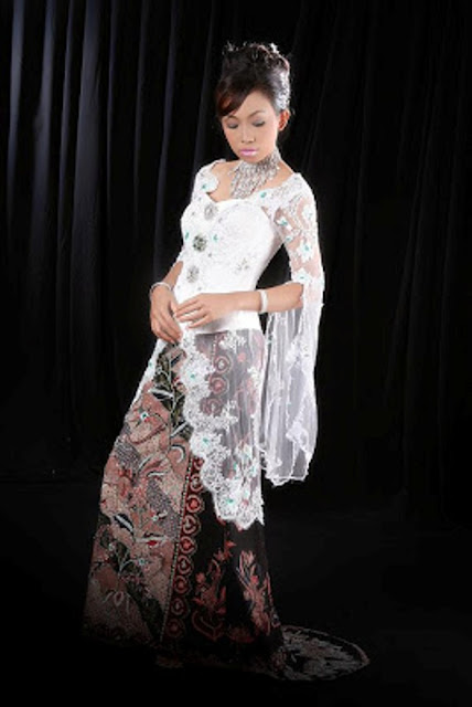 Baju Kebaya Modern