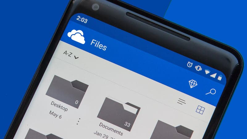 OneDrive for Android now adds ability to comment on any file