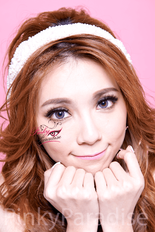 Mi Cloud Grey Toric Circle Lenses Model 2
