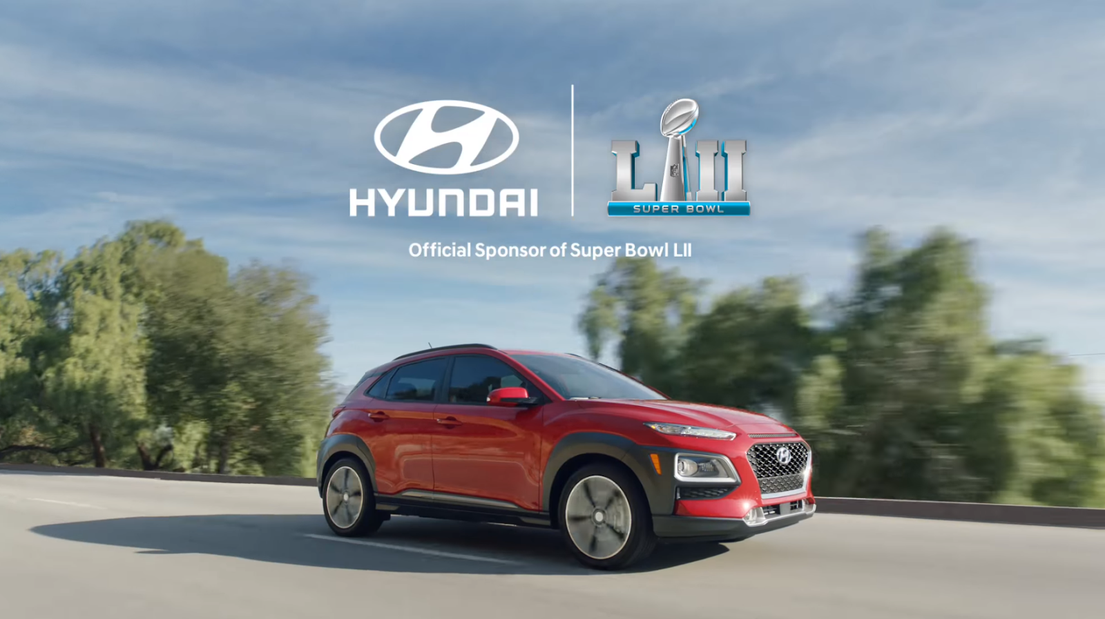 Ref to the Rescue Super Bowl Ad by INNOCEAN for Hyundai Kona