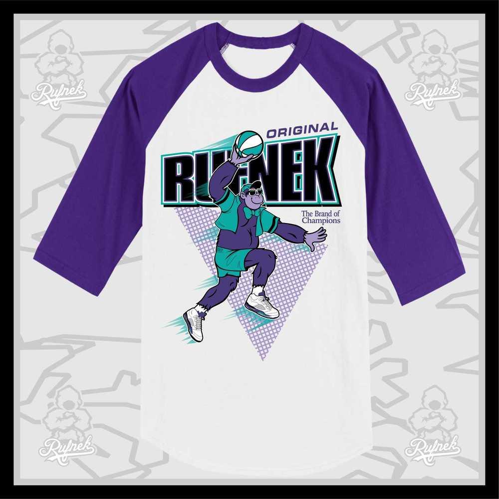 698b15497e46d7 Raglan Shirt for the Jordan Retro 5