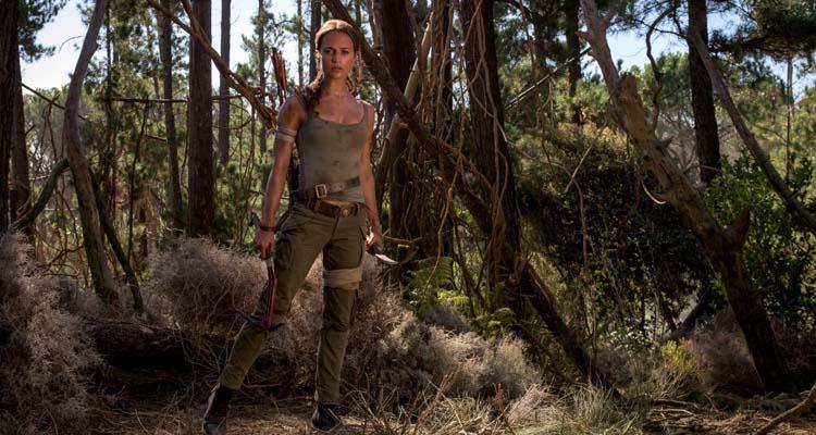 Alicia Vikander es Lara Croft en Tomb Raider