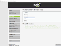 Belajar Penetrasi dan Web Security di Localhost dengan DVWA