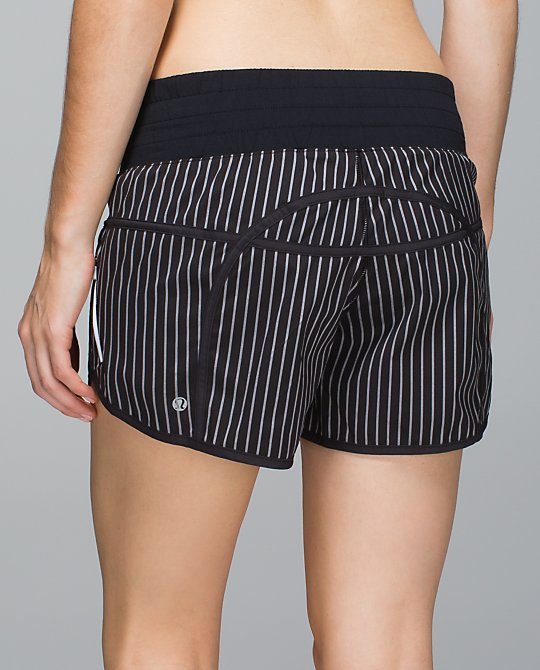 lululemon tracker short parallel stripe