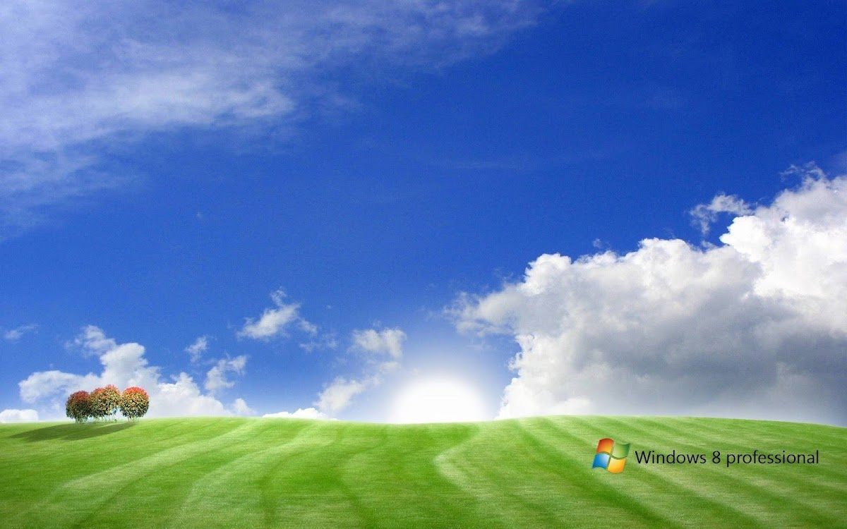 Windows 8 Widescreen HD Wallpaper