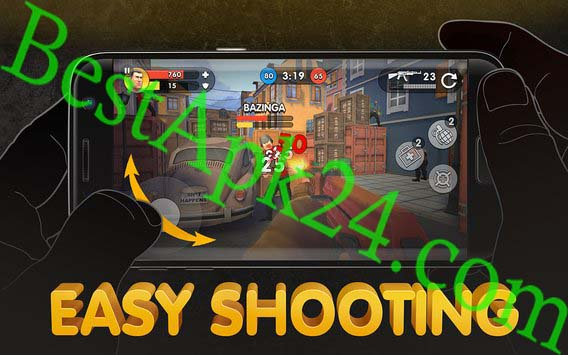Guns of Boom – Online Shooter v2.2.2 + Mod Bestapk24 3