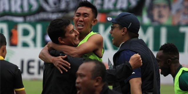 Bekuk PSMS, Persebaya Juara Liga 2