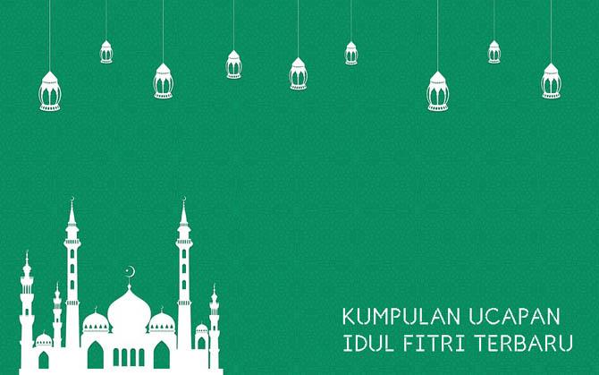 Kumpulan Status WhatsApp Kata Ucapan Idul Fitri 2018 Menyentuh Hati