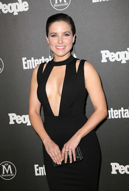 Actress, @ Sophia Bush – Entertainment Weekly and People Upfronts Party 2016 in NY