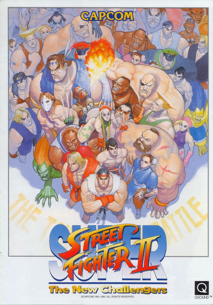 Super Street Fighter+arcade+game+cover+art