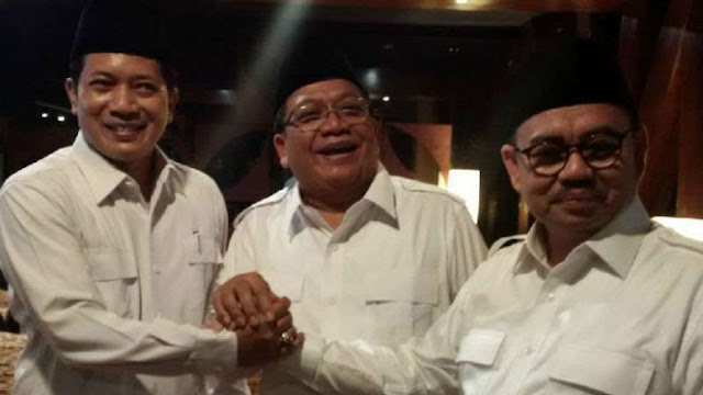Juru Kampanye Prabowo Desak KPK Periksa Luhut soal Meikarta