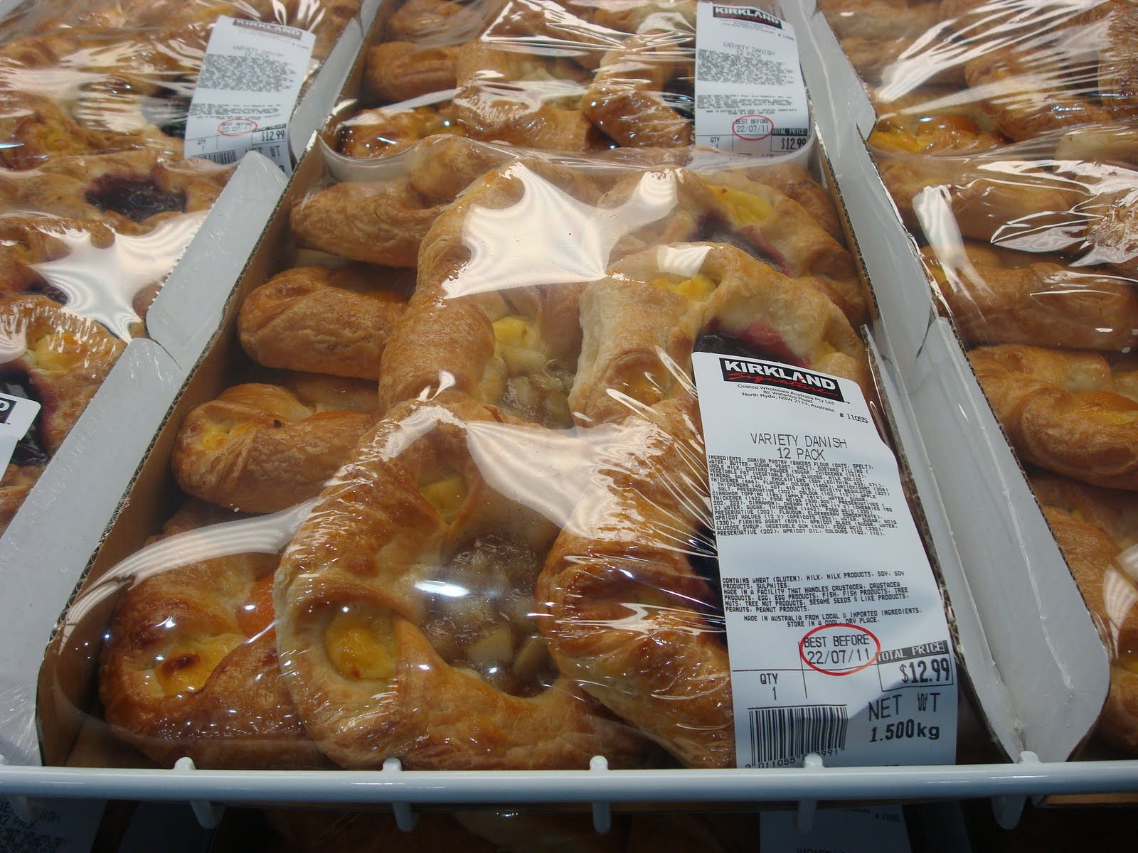 Costco Bakery Pies And Cakes