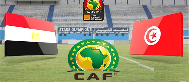 مشاهدة مباراة مصر و تونس بث مباشر