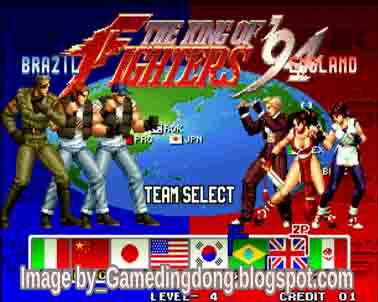 King of Fighter 94