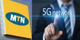 {filename}-Mtn Unveils First Ever 5g Network Technology In Africa