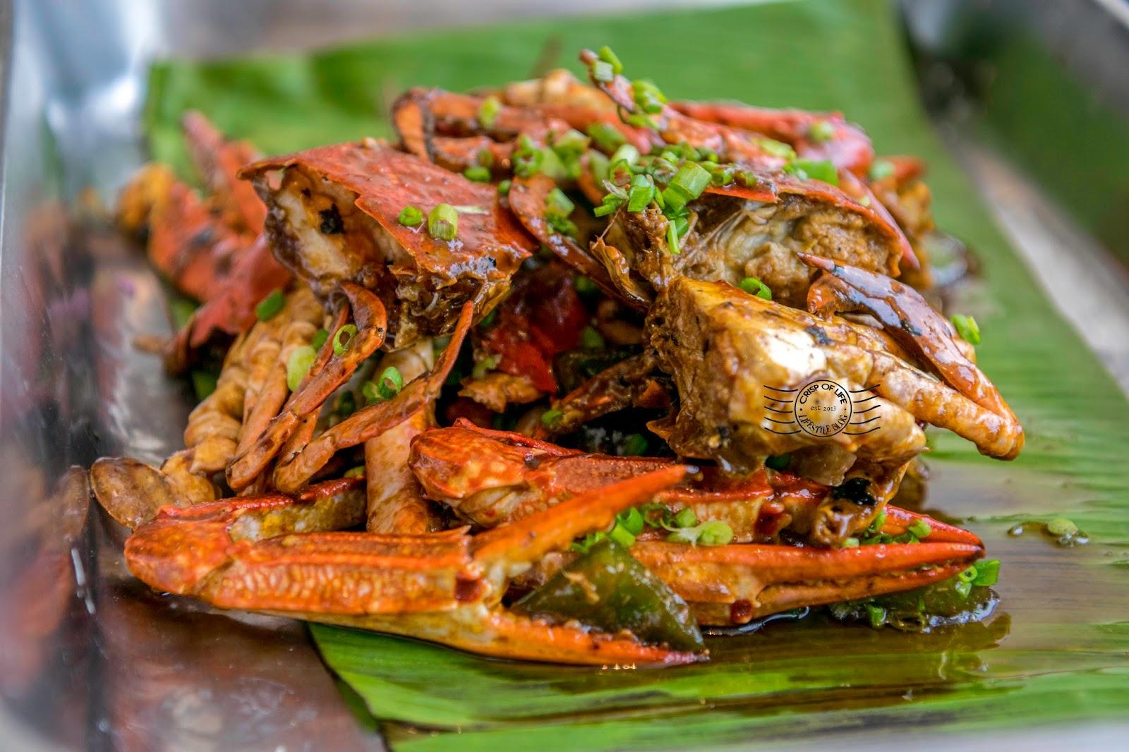 Saturday Seafood Buffet @ Royale Chulan Penang, Weld Quay, Penang