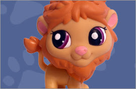 LPS Lion Figures