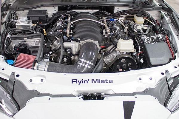 Flyin Miata Mazda Miata