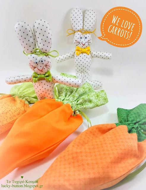 """Carrot Bunny"""