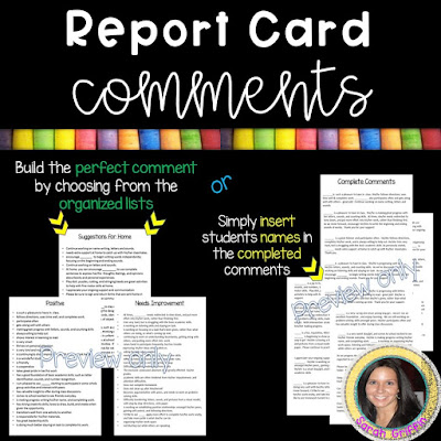 report-card-comments