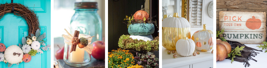 fall diy decor projects