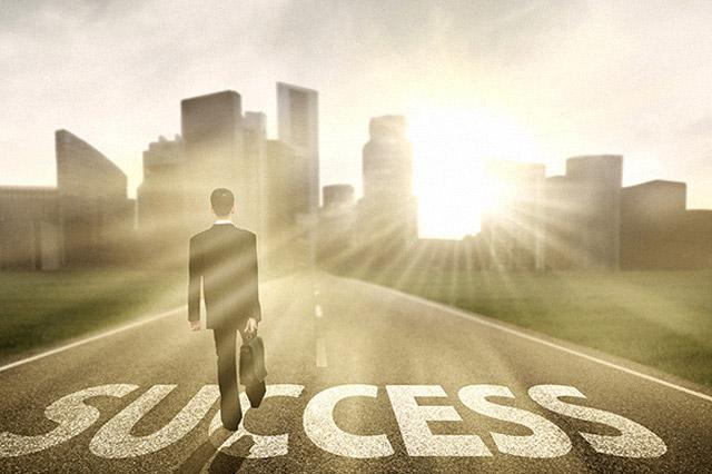 النجاح