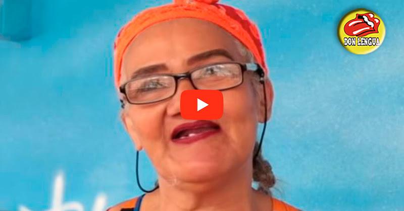 TAMBIÉN EMIGRÓ : La abuelita rapera se convierte en un éxito en los autobuses de Colombia
