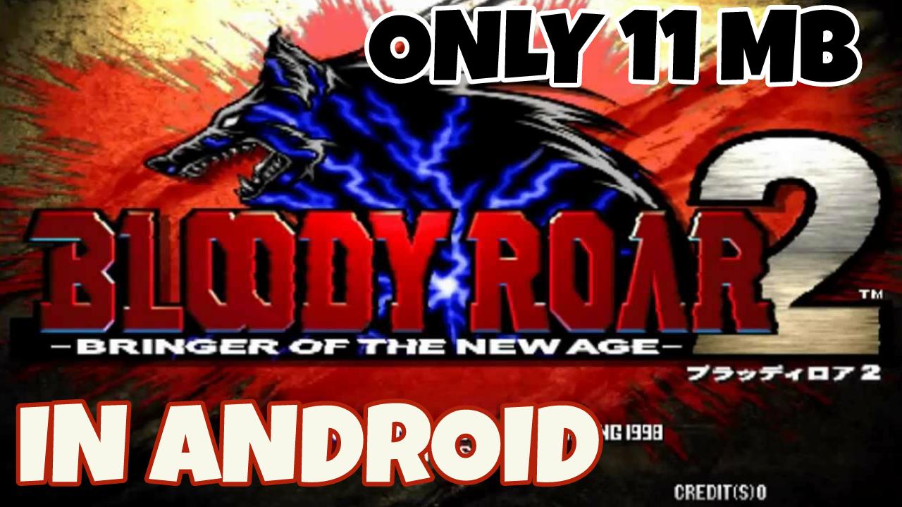 download bloody roar 2 game