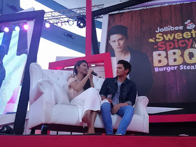 JaDine New Forever Love Fans Day At SM Mall Of Asia