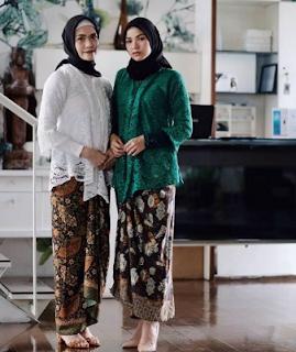 model kebaya pengantin batak 2019