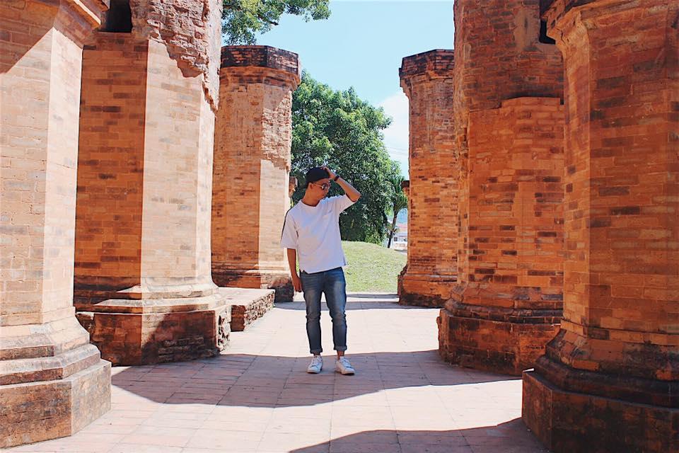 Tham quan di tích Tháp Bà Nha Trang