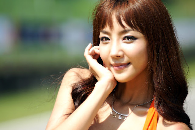 Model Cantik Korea Kim Yu Ha