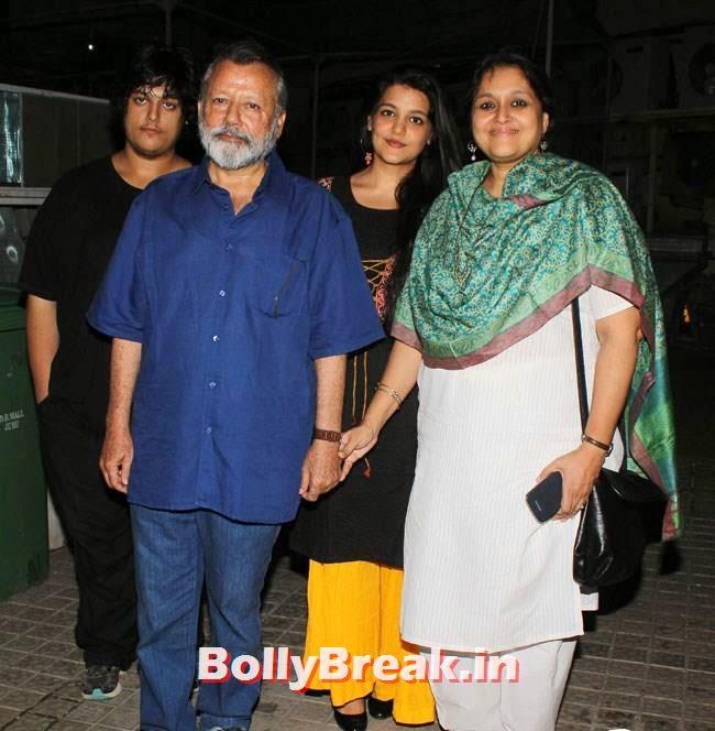 Vidya Balan, Dia Mirza at Special Screening of Bobby ...