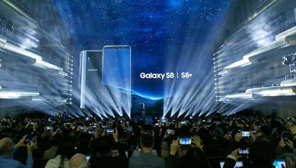 Samsung Galaxy S8 Dan S8+ Rilis, Ini Spesifikasi Dan Harganya