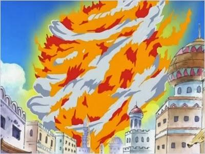 ไฟของเอส vs ควันของสโมคเกอร์