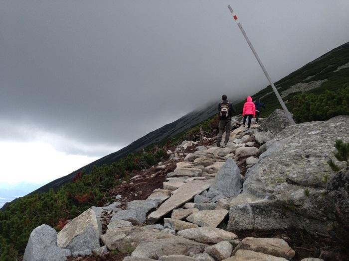 טיול להרי הטטרה הגבוהים בסלובקיה