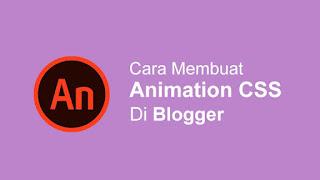 Cara Mudah Menambahkan Animasi CSS