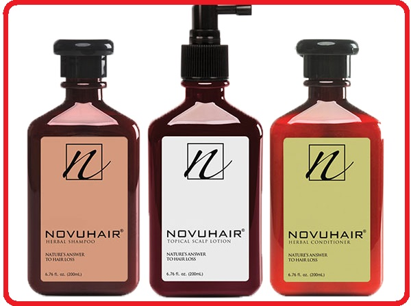 LOVE YOUR HAIR WITH NOVUHAIR