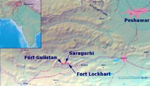 इतिहास की सबसे महानतम लड़ाई में से एक 21 सिखों द्वारा 10000 अफगानी ओं के छक्के छुड़ा देने की कहानी