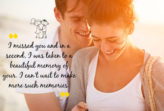 Heart touching long distance relationship messages for boyfriend