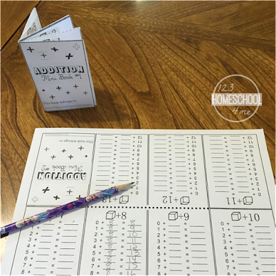 Addition Math Worksheets