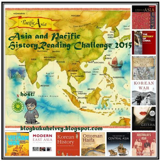 nonfiction reading challenge 2015