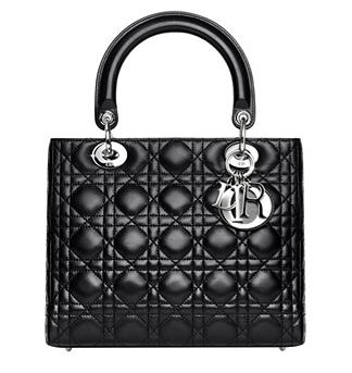 История сумки Lady Dior.