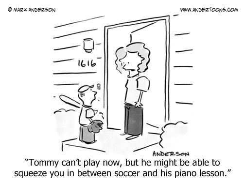 The Presurfer: Friday Cartoon By Mark Anderson